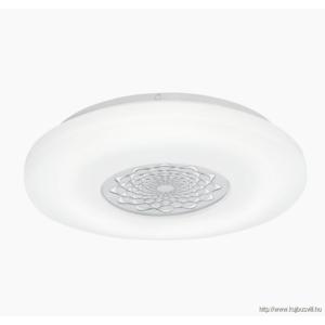 EGLO 96026 LED mennyezeti 24W fehér/minta Capasso