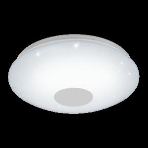 EGLO 95972 LEDmenny.20W fh/kristszab.színhVoltago