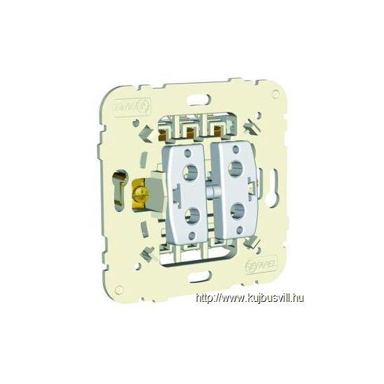 MEC 21291 - Redőnykapcsoló mechnikus retesszel