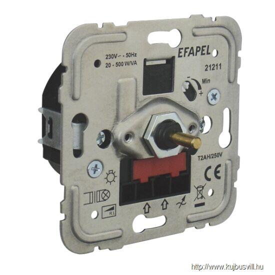 MEC 21211 - Fényerőszabályzó 500W (váltó)