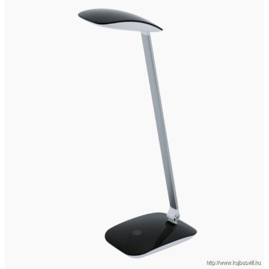 EGLO 95696 Led asztali 4,5Wérintők+USBfeketeCajero