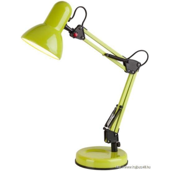RÁBALUX 4178 Samson asztali lámpa E27 max 60W zöld