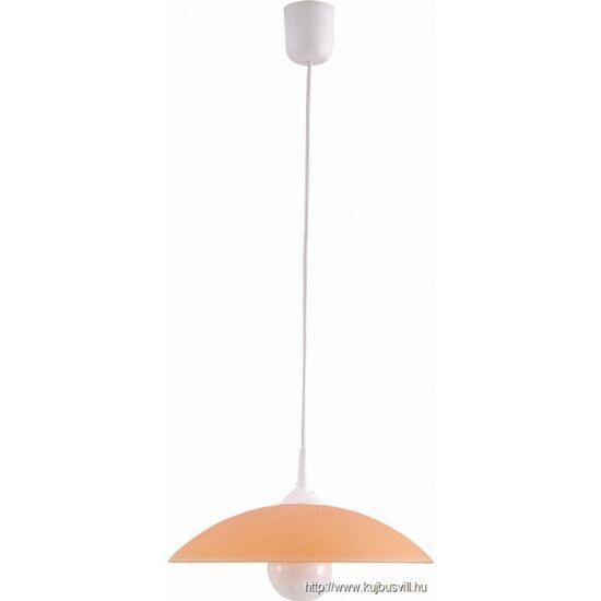 RÁBALUX 4613 Cupola range függeszték D30 fix narancs