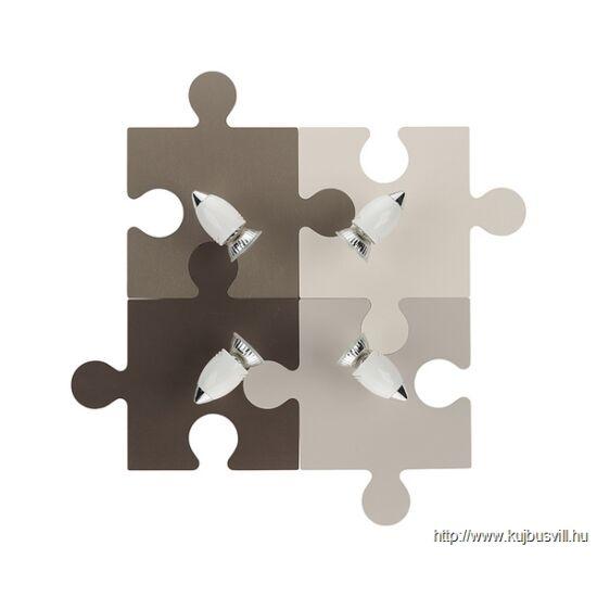 TECHNO 6382 Nowodvorski Puzzle gyermek mennyezeti lámpa