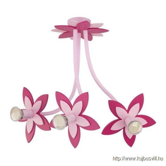 TECHNO 6894 Nowodvorski Flowers gyermek mennyezeti lámpa