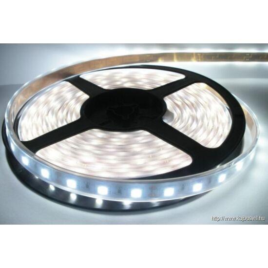 V-TAC SMD3528 LED szalag 60/M hideg fehér IP.65 3.6W 2031