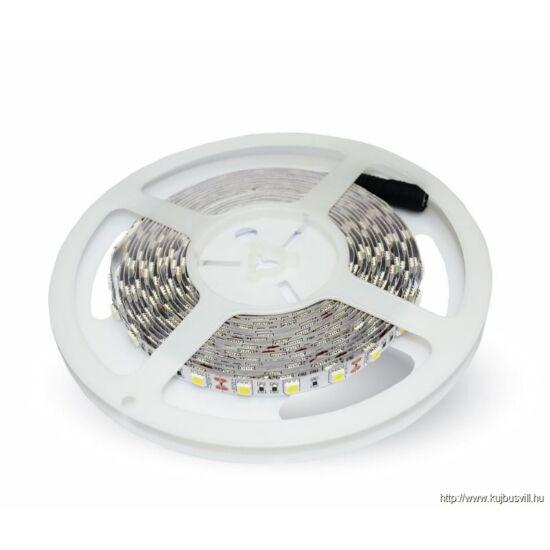 V-TAC SMD5050 LED szalag 60/M hideg fehér IP.20 10.8W 2126