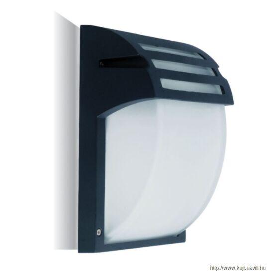 V-TAC Fali lámpa kültéri fekete IP44 - 7076