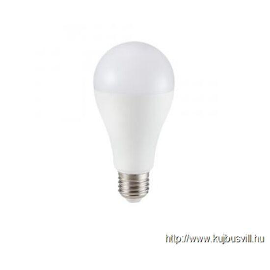 S-LED 15W A65 E27 izzó nap fehér 4000K 160