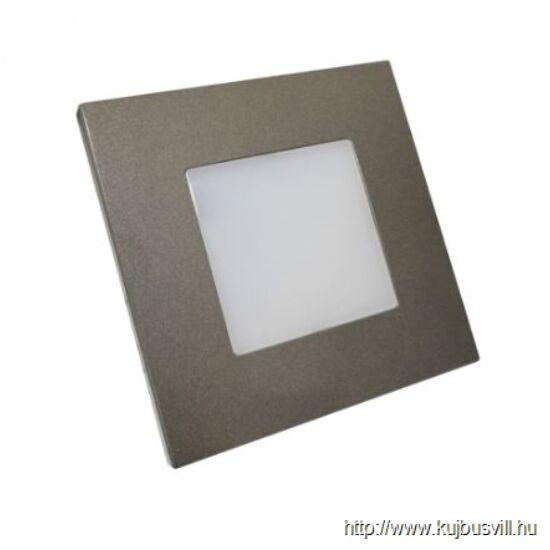 LUXERA 48305 STEP LIGHT LED 1W/60lm 4000K antracit