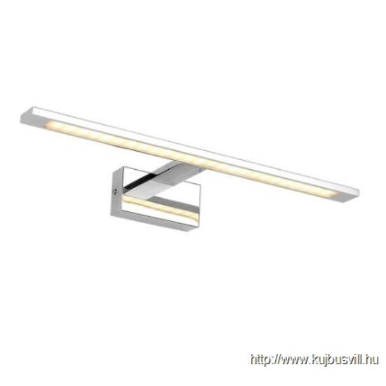 LUXERA 62300 DAKAR LED képmegvilágító króm 10W/700lm 3500K ↔48cm