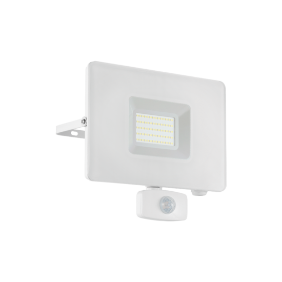 EGLO 33159 Kült.LEDfényszoró 50Wszenz.fehérFaedo3