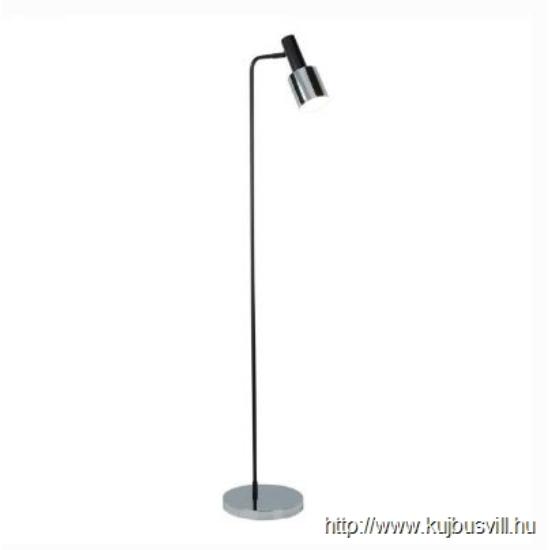 ALADDIN EU3053CC 1 LIGHT FLOOR LAMP, BLACK, CHROME Denmark