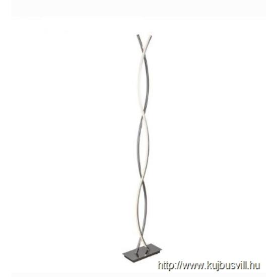 ALADDIN EU5679CC PLATT - LED FLOOR LAMP, CHROME