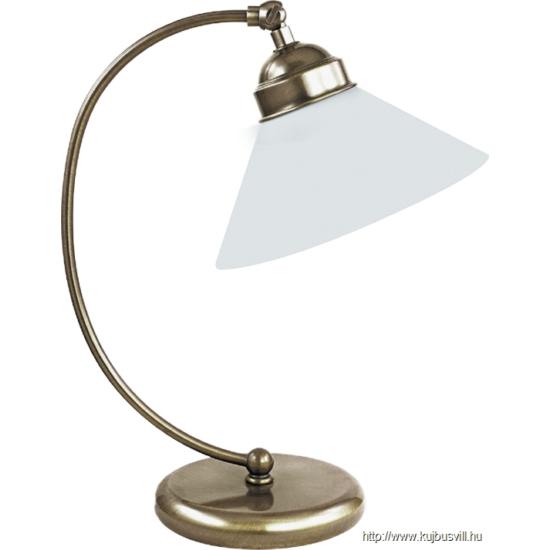 RÁBALUX 2702 Marian asztali lámpa E27 1x60W bronz