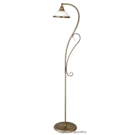 RÁBALUX 2758 Elisett álló lámpa E27 1x60W bronz