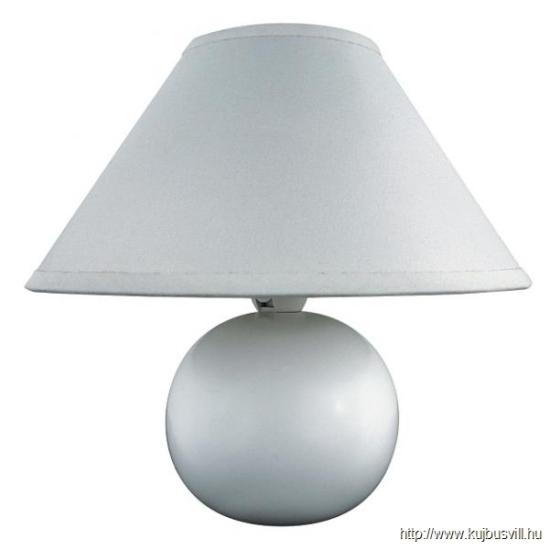 RÁBALUX 4901 Ariel kerámia asztali E14 40W, fehér