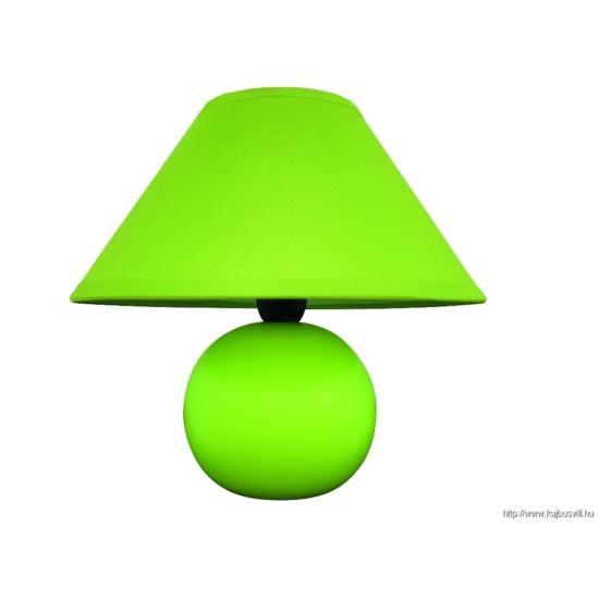 RÁBALUX 4907 Ariel kerámia asztali E14 40W, zöld