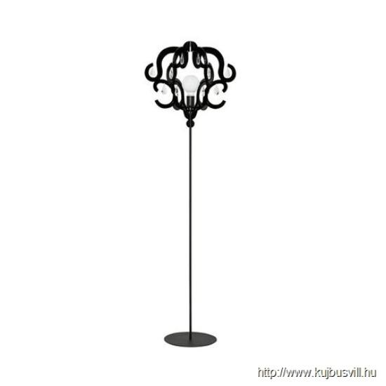 TECHNO 5212 Nowodvorski Katerina Black állólámpa