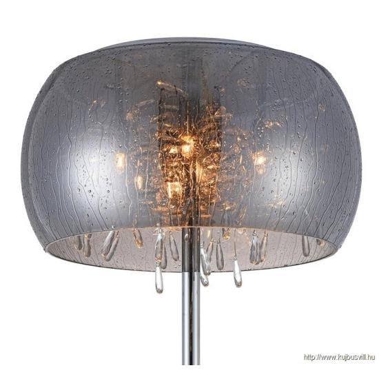 LUXERA 46097 ATMOSPHERA állólámpa 4xG9/7W LED Ø40cm ↕158cm