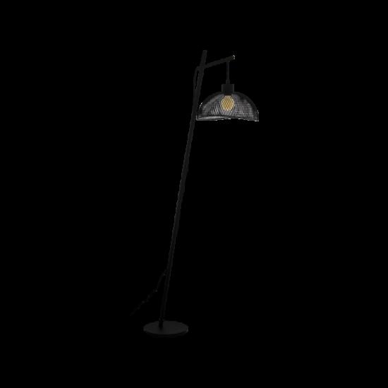 EGLO 43307 Álló E27 1x60W fekete Pompeya