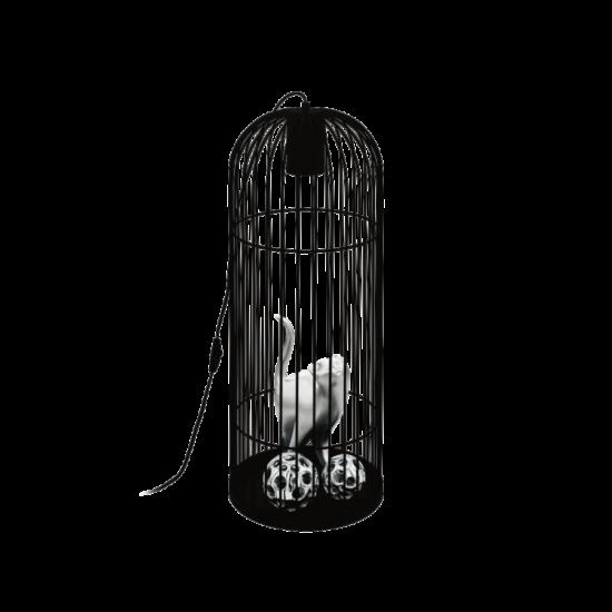 EGLO 43389 LED álló GU10 1x5W fekete Latchely