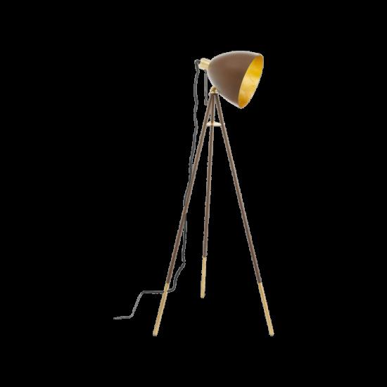 EGLO 49519 Álló E27 1x60Wrozsdaszín/aranyChester1