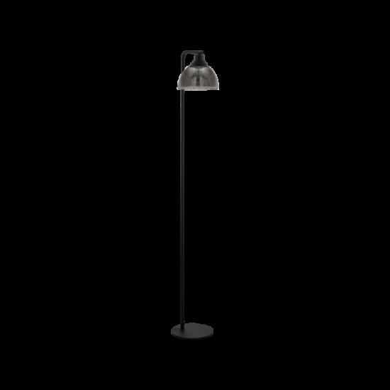 EGLO 98387 Állólámpa E27 60W fekete Beleser