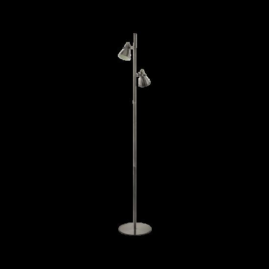 EGLO 98569 LED állóGU10 2x3,3Wmnikkel/krémTaschin