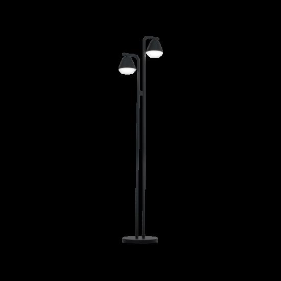 EGLO 99036 LED álló GU10 2x3Wfekete/szat Palbieta