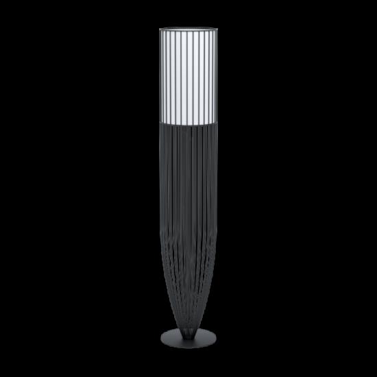 EGLO 99102 Álló E27 1x60W fekete/fehér Nosino
