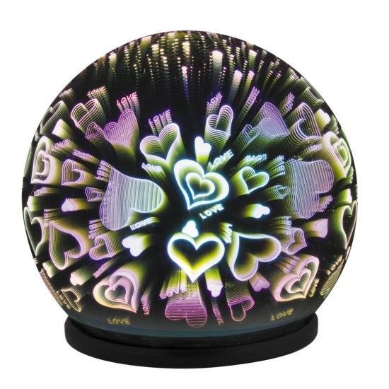 RÁBALUX 4551 Laila dekor LED lámpa