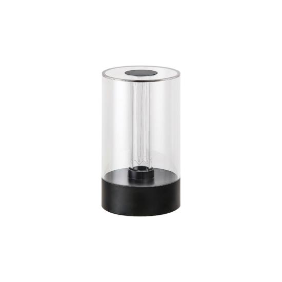 RÁBALUX 5006 Sajan, asztali, LED 3W, fekete