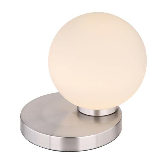 RÁBALUX 6383 Trudy Asztali LED 5W szatin króm